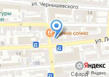 Компания «Satin» на карте