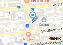 Компания «Управление Министерства юстиции РФ по Астраханской области» на карте