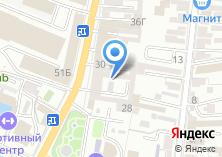 Компания «Облако» на карте