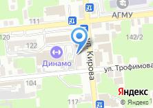Компания «Кайрос» на карте