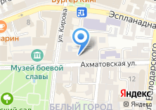 Компания «IStudio» на карте