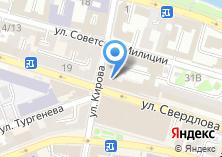Компания «Отдел по делам несовершеннолетних» на карте