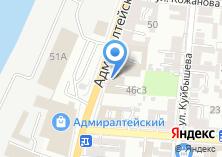 Компания «Белые окна-сервис» на карте