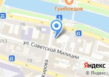 Компания «Ниона» на карте