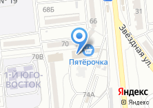 Компания «Строящееся административное здание по ул. Кубанская» на карте