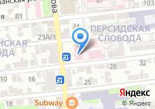 Компания «Медисса» на карте