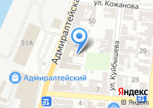Компания «Астфлотресурс» на карте