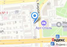 Компания «Контакт-Сервис» на карте