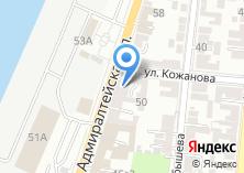 Компания «Горница» на карте