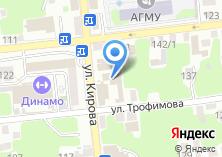 Компания «КузовМаркет» на карте