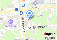 Компания «1-ый километр» на карте