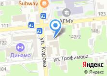 Компания «Национальное Бюро Экспертиз» на карте