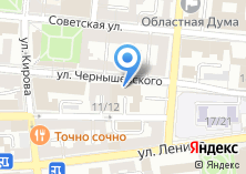 Компания «Альфа-Набат» на карте