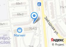 Компания «Продуктовый киоск» на карте
