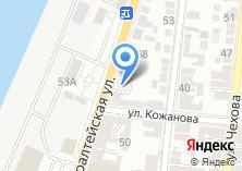 Компания «Трактиръ» на карте