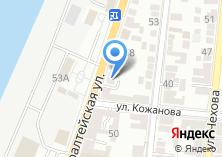 Компания «Интеллект-Брокер» на карте