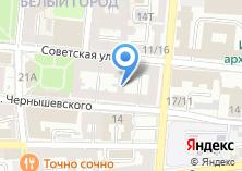 Компания «Экспериментальная лаборатория парикмахерских услуг» на карте