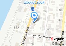 Компания «ФабрикантЪ-оконные системы» на карте