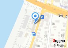 Компания «Астрахань Обь-Иртышфлот» на карте