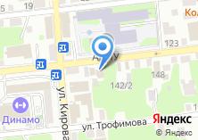 Компания «АМД-сервис» на карте