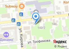 Компания «РосГосСтрой» на карте