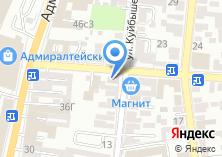 Компания «Стройремсервис» на карте