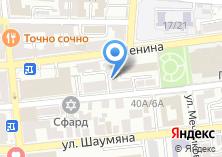 Компания «Нотариус Волякова В.В» на карте