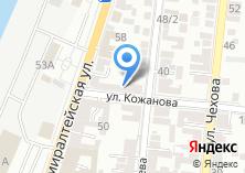 Компания «Центр экологического образования населения Астраханской области» на карте