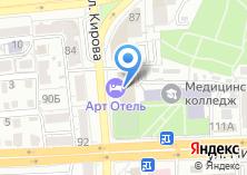 Компания «Мастер мебель-М» на карте