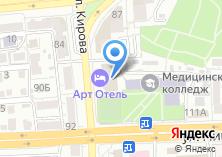 Компания «Центр мебели» на карте