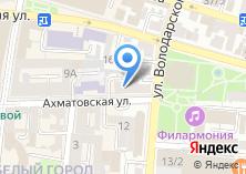Компания «Дом-музей осетровых» на карте