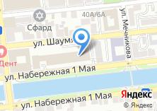 Компания «Сборник законов и нормативных правовых актов Астраханской области» на карте