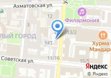 Компания «Новая Заря» на карте