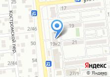 Компания «Салон-магазин постельных принадлежностей» на карте