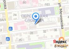 Компания «Гинецей» на карте