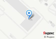 Компания «Астра Трейд» на карте