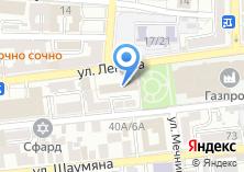 Компания «Территориальная избирательная комиссия Кировского района г. Астрахани» на карте
