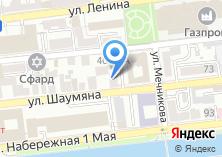 Компания «Интро» на карте
