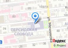 Компания «АГМА» на карте