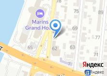 Компания «Астраханская нерудная компания» на карте