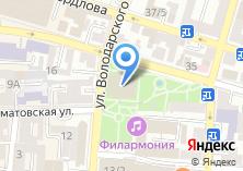 Компания «Ар Деко» на карте