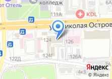 Компания «Express.ru» на карте