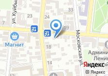 Компания «АстрРемСтрой» на карте