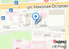 Компания «КМС-АСТ» на карте