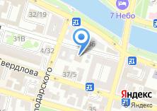 Компания «Астраханьэнерго» на карте