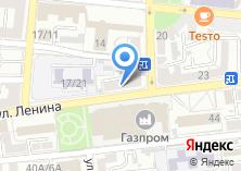 Компания «Аптека №71» на карте