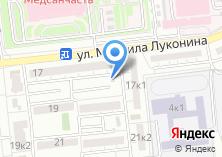 Компания «Продуктовый магазин на Кубанской» на карте