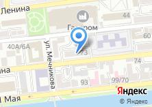 Компания «МегЛстрой» на карте