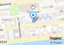 Компания «А и Б» на карте