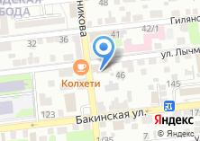 Компания «Смартс» на карте